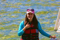 Foster '18 Goes Deep on Higgins Lake Research