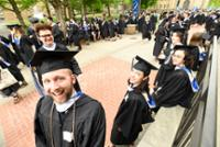 """Seidule Urges Graduates to """"Know Your Own History"""""""