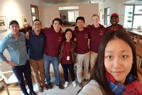 Coding Team Builds Apps & Relationships at Hackathon