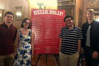 Students Get Backstage Look at National Touring <em>Hello Dolly</em>