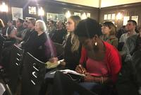 Hamilton in France Students Attend Election Roundtable