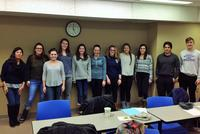 Students Teach Spanish in Local Elementary School