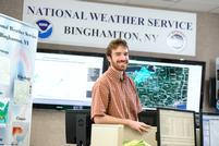 Rain or Shine at the National Weather Service
