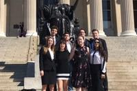 MUN Team Competes in Columbia's 13th Annual Conference