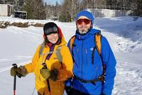 NPR Piece Details Alumnus' Polar Ski Expedition