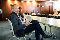 Inside The Birth of Netflix: Marc Randolph '80 Tells The Story
