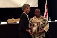 Hamilton Recognized as National Diversity Institution