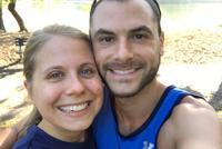 Noah Ennis '11 and Isabelle Steichen '11 Race in SwimRun Event