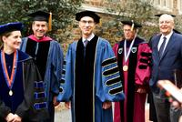 David Wippman Inaugurated as Hamilton's 20th President