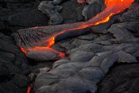 Hawaiian Lava Reaches Hamilton's Lab for Analysis