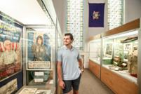"""Oneida County History Center Intern: """"A little bit of everything"""""""