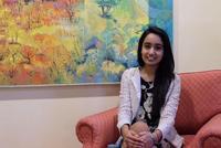 Koirala '19 Seeks to Promote Mental Health Through Writing