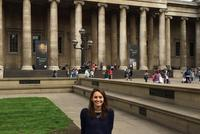 Lauren Scutt '16 Brings Historical Site to Life at the British Museum