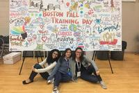 Lizzi Tran '18 Participates in Obama Foundation Training Day