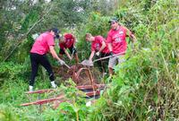 Students Turn Out in Droves for 18th Make a Difference Day