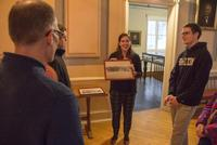 Class Tours Oneida Mansion House