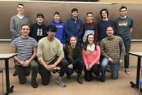 Mathletics Team Has Formula for Second Consecutive Snow Bowl Win