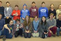 Mathletics Team Freezes Out Competition in Snow Bowl