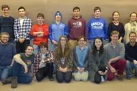 Mathletics Team Vies in Putnam Competition