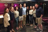 DC Program Meets CNN Hero of the Week Matt Zeller '04
