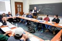 Students Intern at Non-Profits For American Freedom and Religious Thought Class