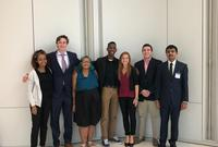 Model UN Team Competes in Boston
