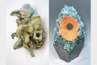 Work by Murtaugh and Brown '04 in Sculpture Exhibition