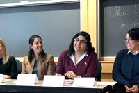Why Neuro. or Psych.: Alumnae Tell Where the Majors Took Them