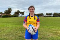 Fitzpatrick '20 Scores Spot on National Small College Rugby Tourney Team