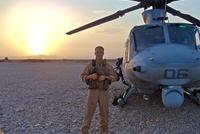 Former Marine Philippi '06 to Give Veterans Day Lecture