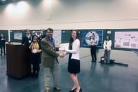 Erin Lewis '18 Wins ACS Poster Award