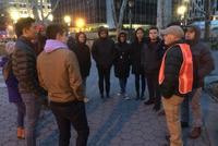Baseball and a Rat Safari... A Day in Hamilton's NYC Program