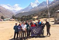 Hamilton's Nepal Trekkers Return Home