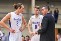 Men's Basketball Moves up D3hoops.com Poll Again With Two Wins