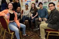 "Posse Retreat Addresses ""Hope, Hate, and Race"""