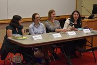 Alumni Help Students Explore Careers in Publishing