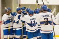 Hamilton Continues to Rocket Up Men's Hockey Polls