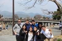 Japanese Class Visits Hiroshima