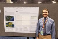 Hosek '19 Presents at Meteorological Society Annual Meeting