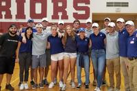 Golf Teams Volunteer With Rise Against Hunger