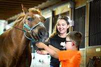 Kall '19 Finds Her Path at Root Farm