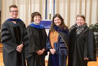 Six Receive Dean's Scholarly Achievement Awards