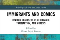 Serrano Addresses Immigrants and Comics in Edited Volume