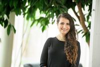 Next for Aida Shadrav '17: Harvard Dental School