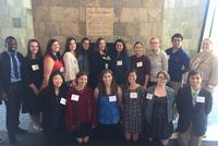 23 Students Present at NY6 Research Conference