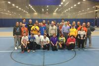 Hamilton Teams Host Special Olympics Basketball Clinic