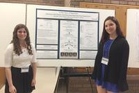 Aparicio '18 and Stern '19 Present at Psychology Conference