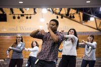 Students Teach the Teacher in MLK Tribute