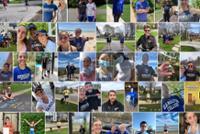 Hundreds Support Virtual HamTrek
