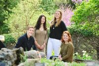Four Recent Grads Joining Towers Watson